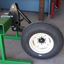 Front mount gauge wheel4