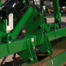 SD stackbar Cat 3-4 hitch
