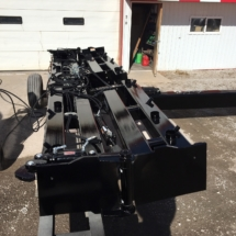 "12 Row 30"" Front Fold, Pull Type Toolbar"
